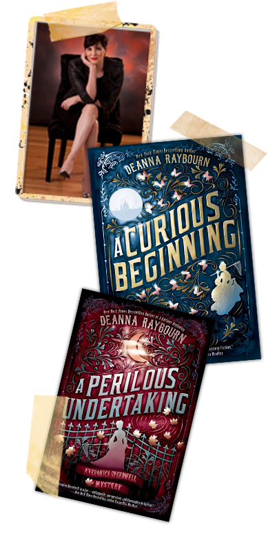 Deanna Raybourn - Signings and Appearances