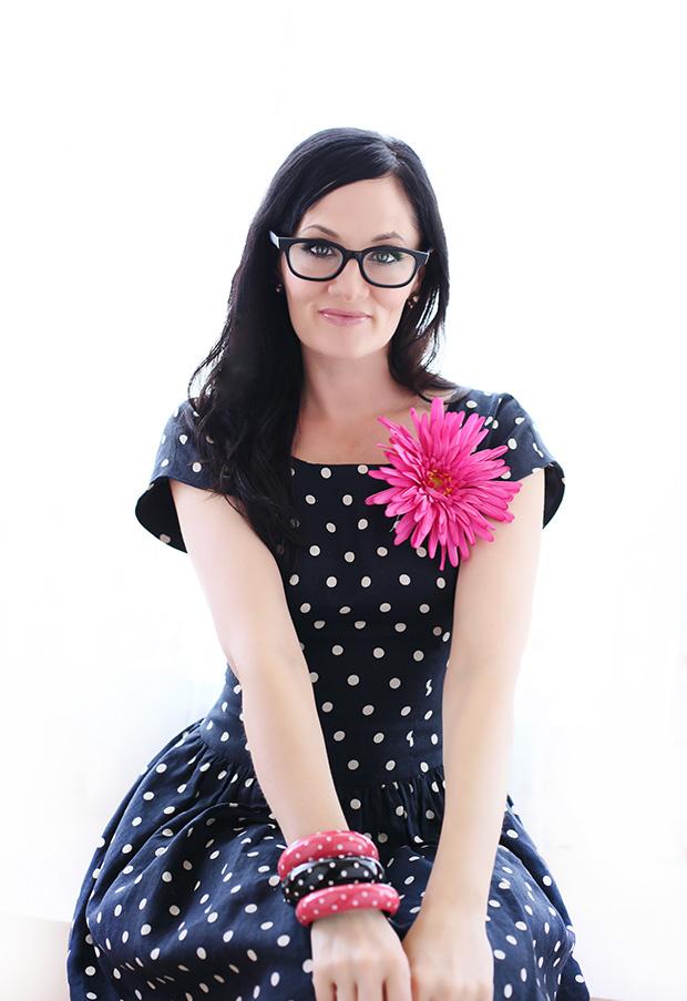 Christine pink flower 620