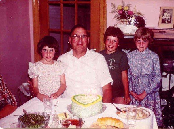 Grampie's Birthday